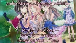 """「Atelier Meruru」 ~ """"Characters Exhibition"""""""