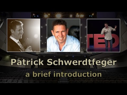 Motivational Keynote Speaker Patrick Schwerdtfeger
