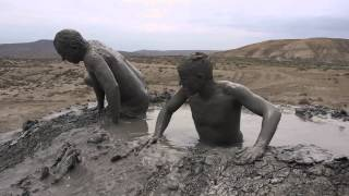 Diving into a Mud Volcano