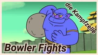 Bowler fights und kurze CW Zusammenfassung | Clash of Clans Deutsch COC