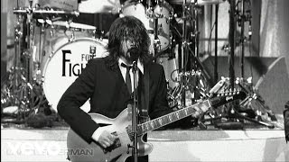 Foo Fighters - I Should Have Known (Live on Letterman) thumbnail