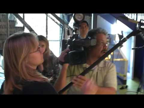 CMH Behind the Scenes: Jennifer Reyna and the crew interview
