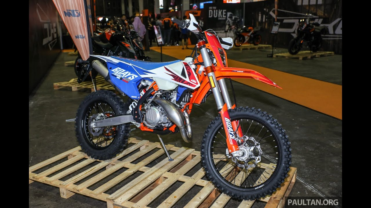 2018 ktm tpi price. simple 2018 2018 ktm 250 exc tpi  six days on sale in mu0027sia with ktm tpi price e