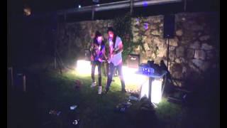 Shred Fest  2015  - Iron Maiden - Transylvania  by  Luca Maggi & Jean Paul Agnesod