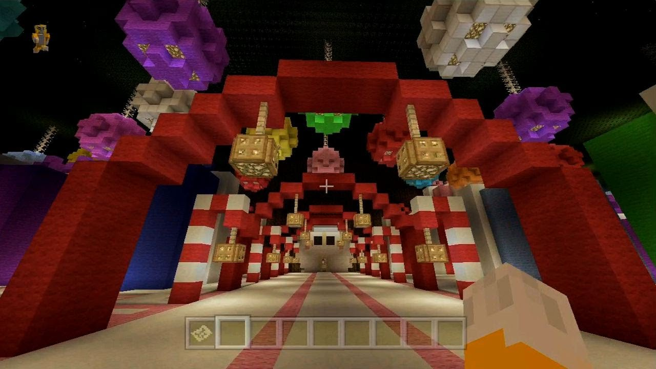 Stampylonghead Christmas.Minecraft Xbox 360 Giant Christmas Tree
