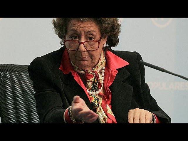 Испания: бывший мэр Валенсии Рита Барбера скончалась после допроса в верховном суде