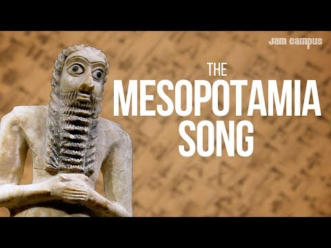 THE MESOPOTAMIA SONG (Parody of Rihanna - Disturbia)