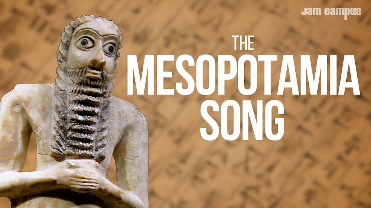 THE MESOPOTAMIA SONG (Parody of Rihanna - Disturbia)