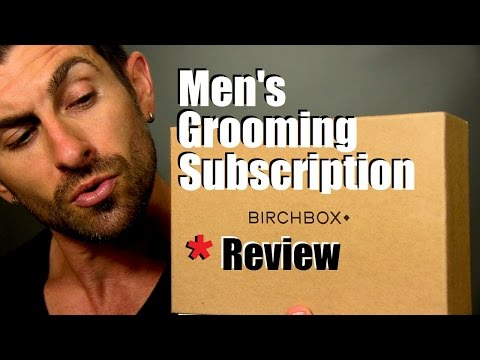 Best Men's Grooming Subscriptions