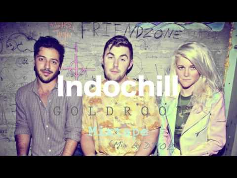 GOLDROOM mixtape - mix by DJYOZ (Indochill)