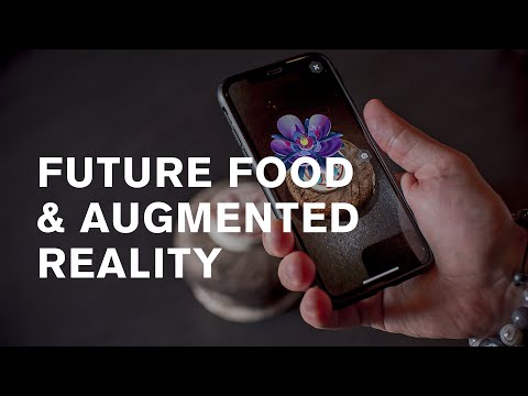 White Rabbit Moscow: Future Of Food And Augmented Reality [2019]