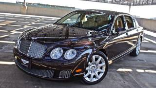 """2009 Bentley Continental Flying Spur """"Speed"""""""