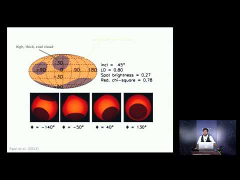 Brown Dwarf Variability and implications for Exoplanets - Tyler Robinson (SETI Talks)