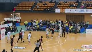Hachioji Bee Trains #23 Cleanthony Early 20181212