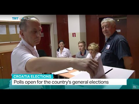 Croatia Elections: Polls open for the country's general elections
