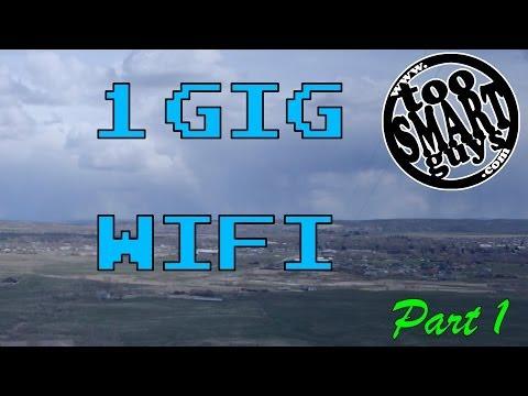 1 Gig Wifi!