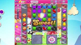Candy Crush Saga Level 1193, NEW! Complete!
