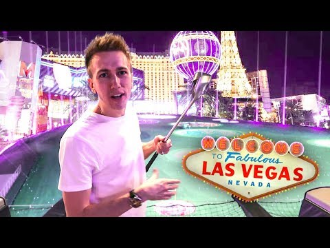 YOUTUBERS IN VEGAS!