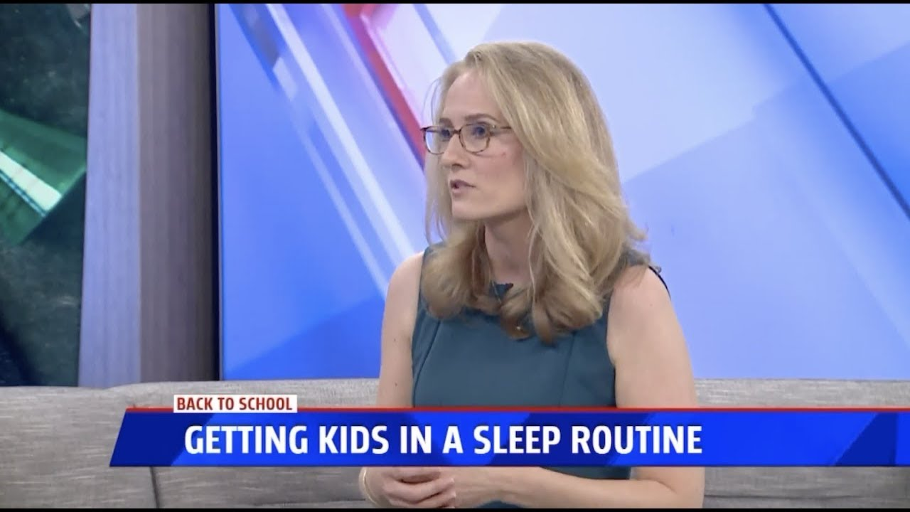 Back to School Sleep Routines-Part 2