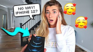 Being MEAN To Her Then Surprising Her With The iPhone 12!