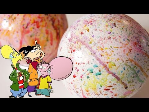 How to Make JAWBREAKERS from Ed, Edd, n Eddy! Feast of Fiction S4 Ep22