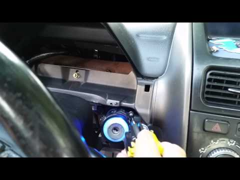 How To Remove Gauges Cluster On Lexus Is300