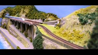 [鐵道模型HD] k'ice XN33 File 1.0:寂寞海岸車站‧多良 The Lonely Coast Station‧Duoliang(N-Gauge鉄道模型、Nゲージ運転会)