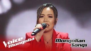 "Bolormaa - ""Jargaj uzeegui zul durlal mine"" | The Quarter Final | The Voice of Mongolia 2018"