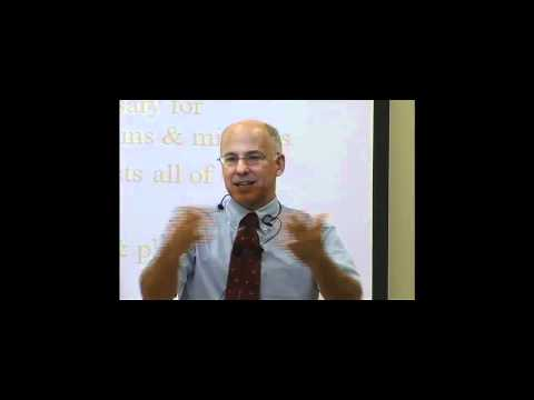 Weston Council on agining lecture by Dr Gary Kracoff