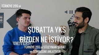 #PK28 Şubatta YKS Bizden Ne İstiyor? Türkiye 255.si Süleyman Şubat ve Sonrasını Anlatıyor