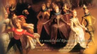 Dances and Music from the Italian Renaissance / Gastoldi, Gabrieli, Mainerio [...]