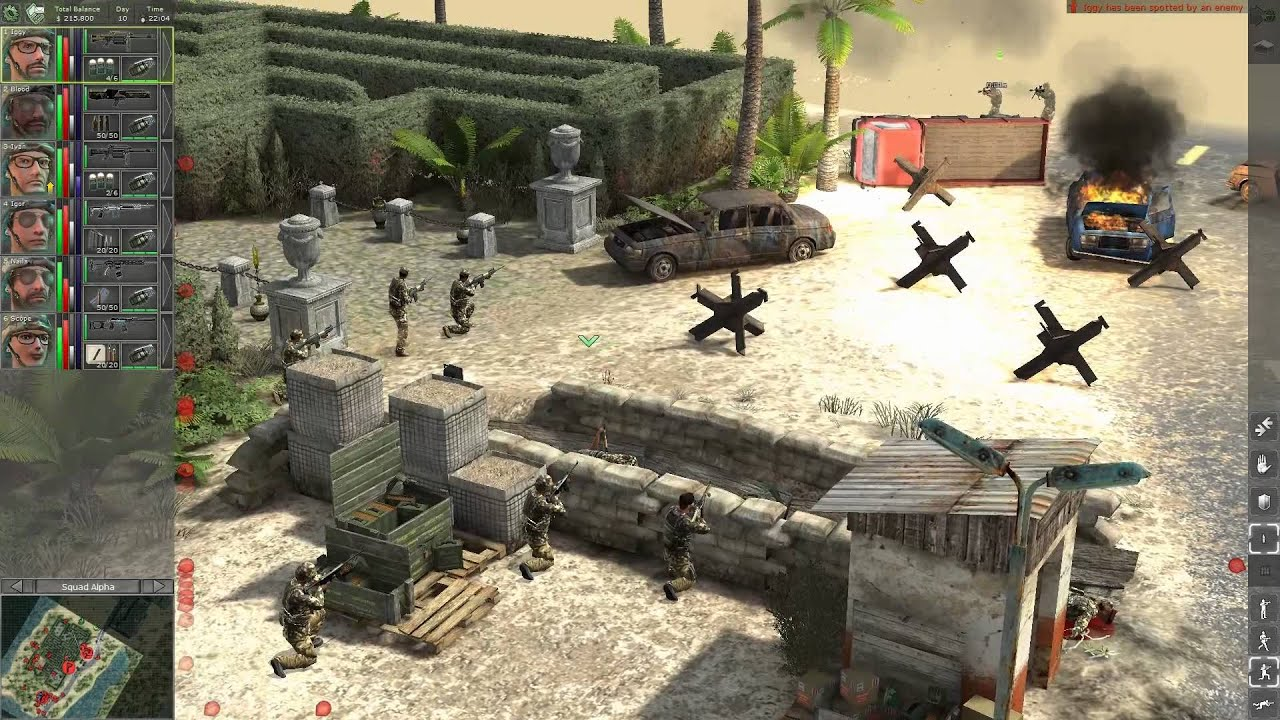Jagged Alliance: Back in Action - Grenade Launcher weapon addon