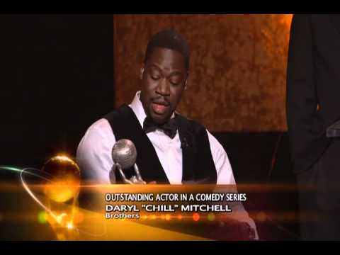"Daryl ""Chill"" Mitchell - 41st NAACP Image Awards - Outstanding Actor in a Comedy Series"