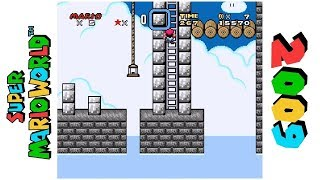 Bowser and His Time Pipes • Hack of Super Mario World