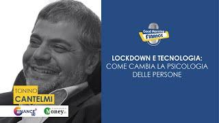 Lockdown e tecnologia: come cambia la psicologia delle persone