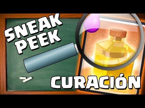 GUÍA DE LA NUEVA CARTA: LA CURACIÓN | Sneak Peek | Clash Royale con TheAlvaro845 | Español