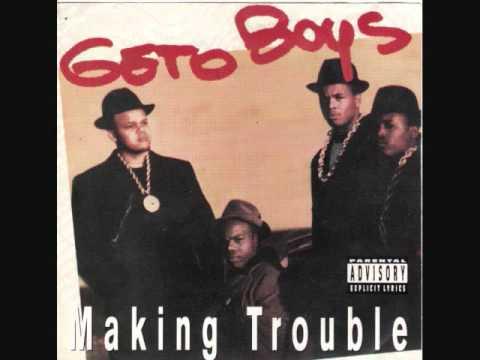 Geto Boys-Balls And My Word(1988)