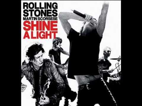 The Rolling Stones   Shine a Light 2008 Live CD 02 04   BROWN SUGAR