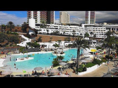 The Beach Club At Hard Rock Hotel Tenerife | 4K