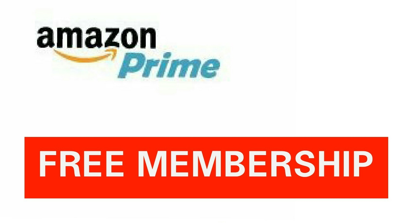 how to get free amazon prime membership youtube. Black Bedroom Furniture Sets. Home Design Ideas