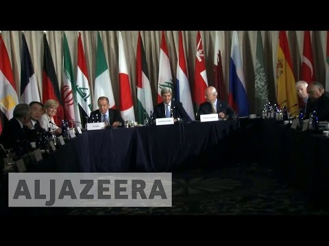 UN talks on Syria end without breakthrough