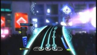 DJ Hero 2 Love Lockdown Vs. Bad Girls Expert 99% No Rewinds