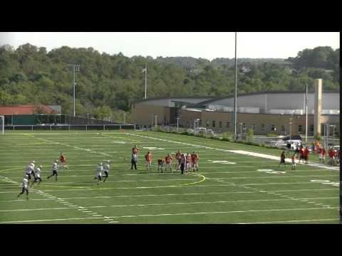 2014 Bethel Park Freshman Football: Game 1  vs  Franklin Regional