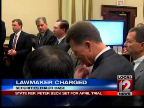 Lawmaker Charged in Securities Fraud Case