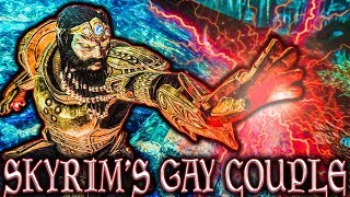Was Skyrim's ONLY Gay Couple Destroyed By The Dwemer? - Elder Scrolls Detective