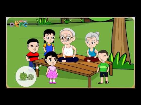 ทายปัญหากับคุณตา - สื่อการเรียนการสอน ภาษาไทย ป.3