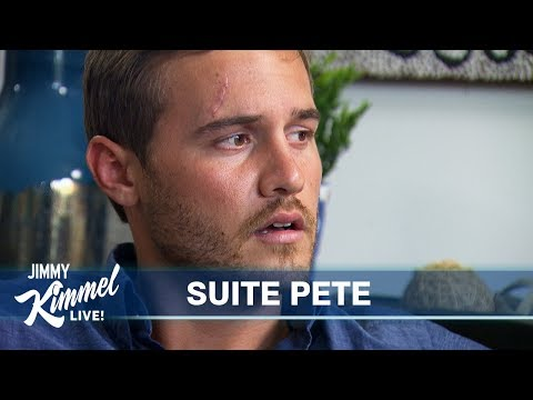 Fantasy Suite Night Drama on The Bachelor