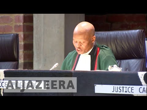 South Africa high court allows secret Zuma no-confidence vote