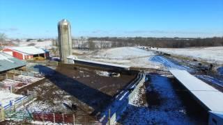 Leary Angus Farms - Sky View (Nov-2015)