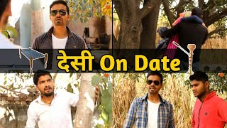 Desi On Date | leelu new video | Chauhan Vines new video